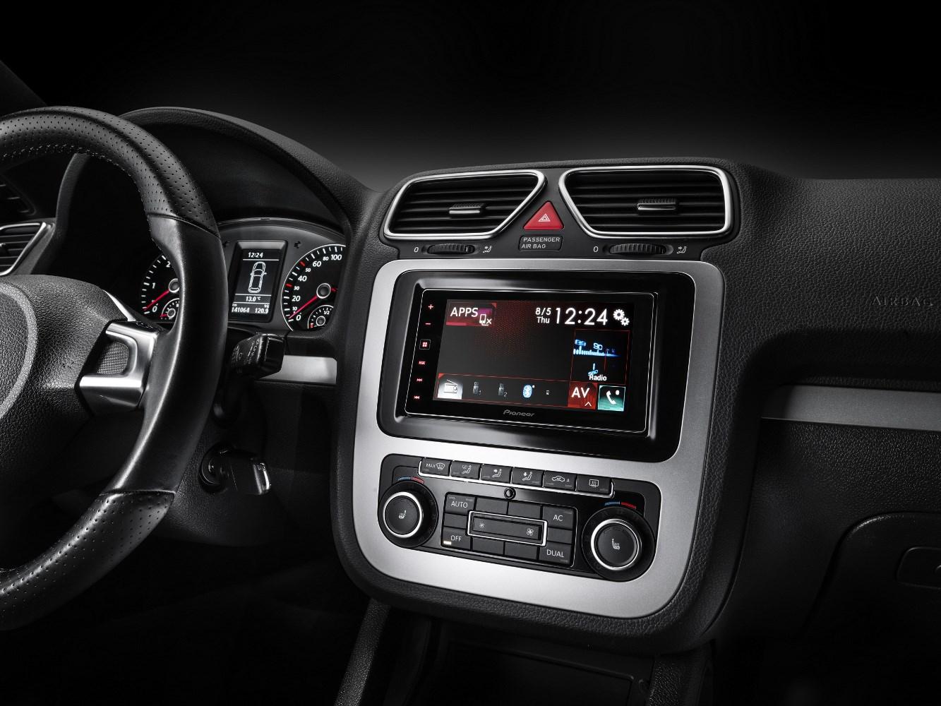 Pioneer SPH-DA120 - Autoradio | Alza.de