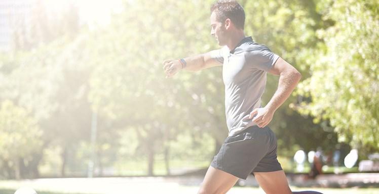Sledujte údaje o běhu v reálném čase