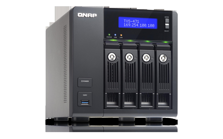 QNAP TVS-471-i3