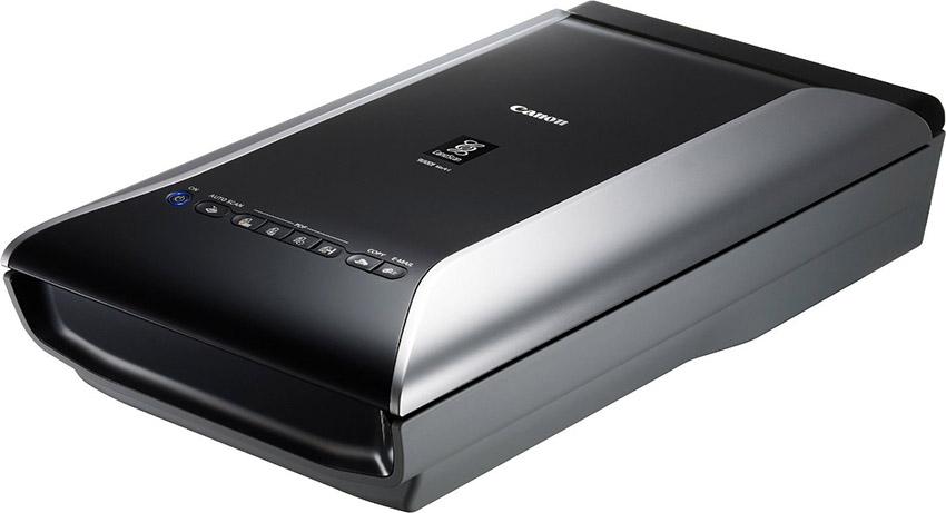 Profesionální skener