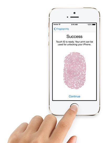 Mobilný telefón iPhone 5S 16GB (Silver) strieborný