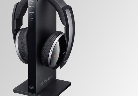 Sony MDR-DS6500 fekete - Fej- Fülhallgató  aa23ef3cf0