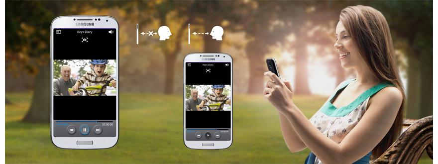 Samsung Inteligentní pauza