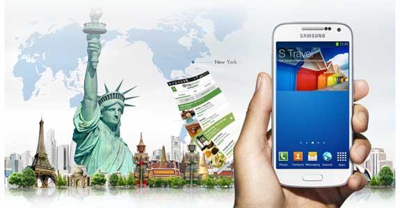 Aplikace S Travel