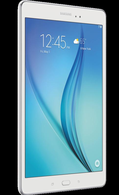 """Samsung Galaxy Tab A 9.7"""" WiFi bílý"""