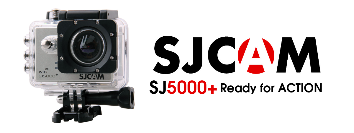 Kamera SJCAM SJ5000 Plus Silver