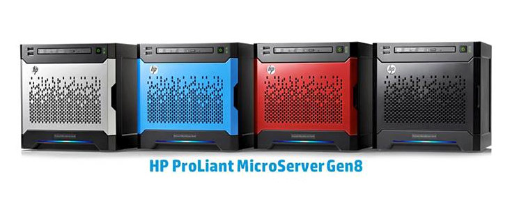 hp proliant microserver gen8 server. Black Bedroom Furniture Sets. Home Design Ideas