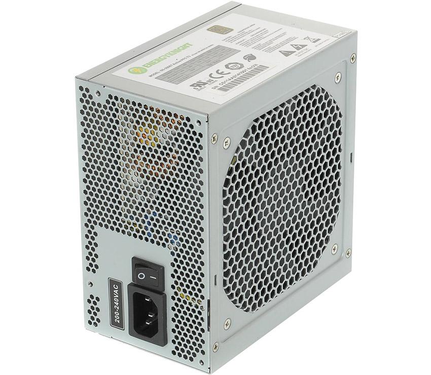 Tichý ventilátor s průměrem 120 mm