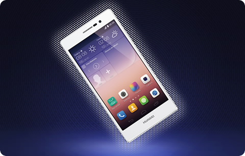 Účinné chlazení (fotografie je ilustrační a barvené zpracování telefonu nemusí odpovídat právě prohlíženému modelu).