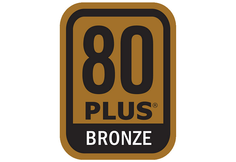 80 Plus Bronze