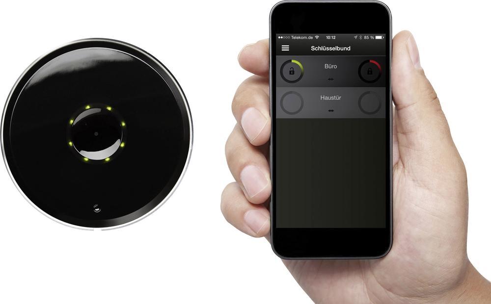 Připojení přes Bluetooth Smart