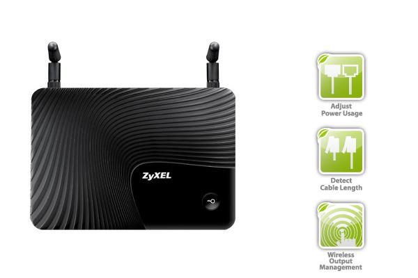 WiFi router Zyxel NBG6503