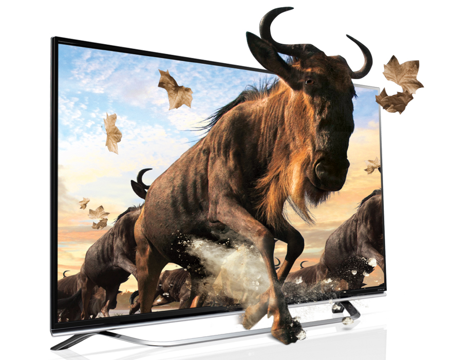 65UF852V 3D SMART LED TV