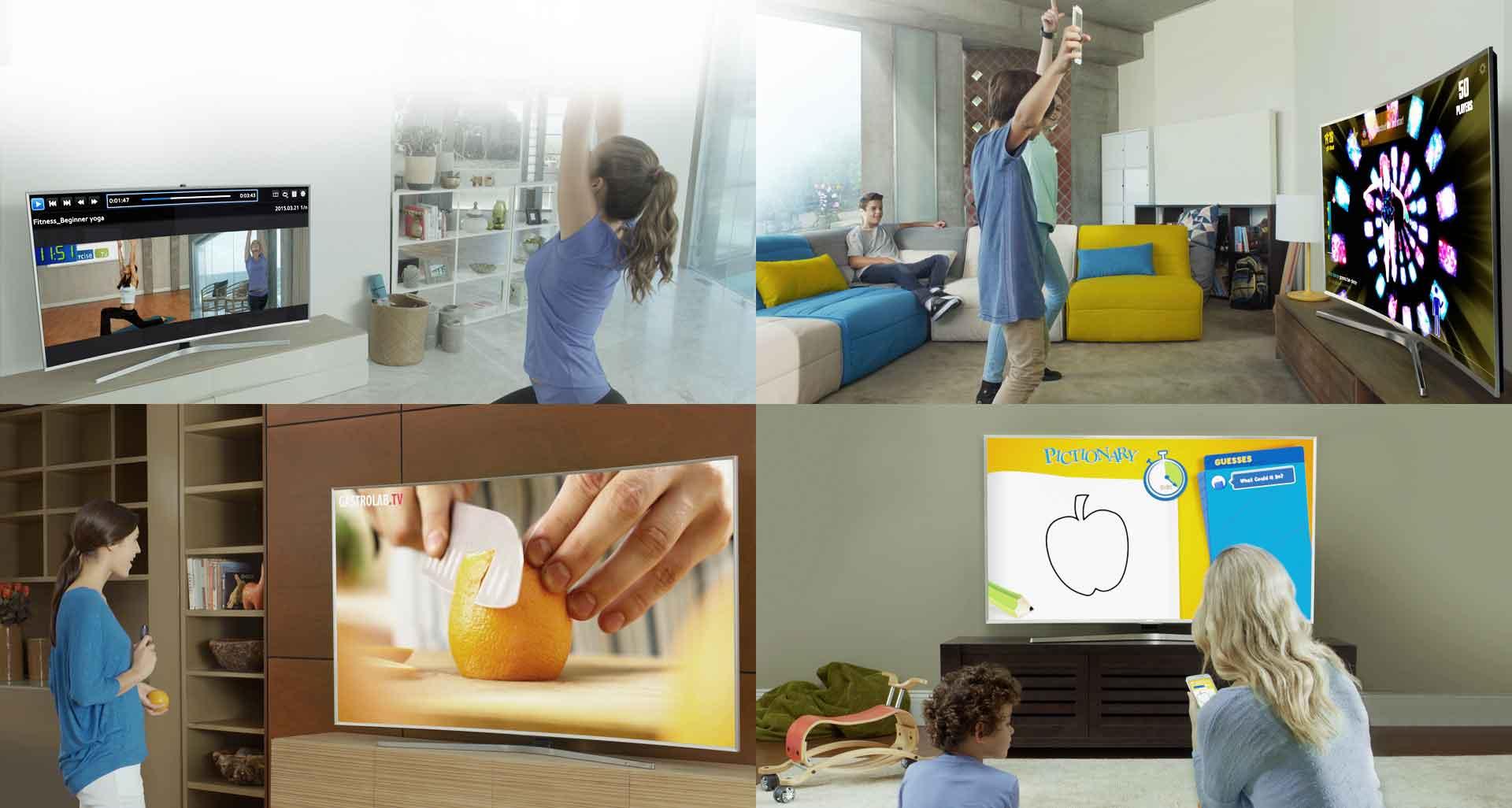 Přizpůsobte televizi svému stylu