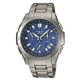 Pánské hodinky CASIO WAVE CEPTOR OCEANUS OCW 600TDE-2A 43d714ddc8