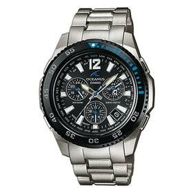 Pánské hodinky CASIO WAVE CEPTOR OCEANUS OCW 650TDBE-1A 94908dcc47