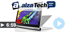 Lenovo Yoga Tablet 2 Pro: Mezi tabletem a notebookem
