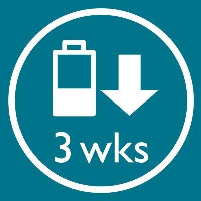 Nabijte přes noc a používejte 3 týdny