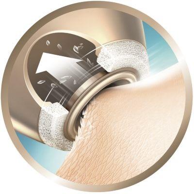 Systém vakuového liftingu a peelingu DualAction