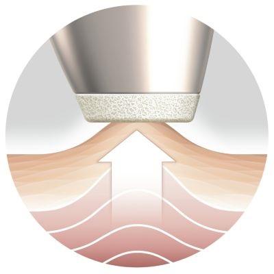 Systém vakuového liftingu jemně stimuluje mikrocirkulaci